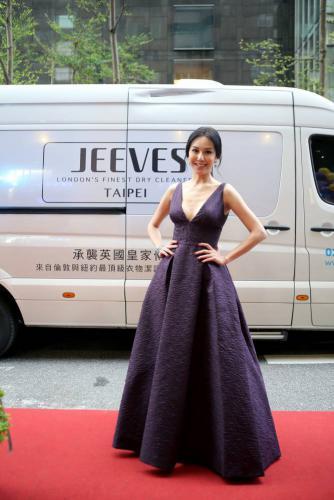 JEEVES TAIPEI 開幕酒會 名模洪曉蕾